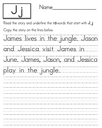 Counting Number worksheets handwriting worksheets for grade 2 : Amazon.com : Dyslexia and Dysgraphia Worksheets for Teachers USB ...