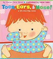 Toes, Ears, & Nose!: A Lift-the-Flap