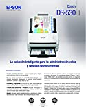 Epson DS-530 Document Scanner: 35ppm, TWAIN
