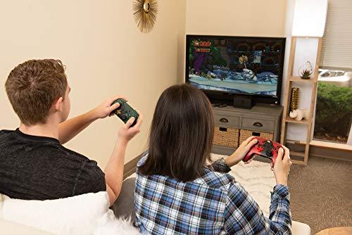 PowerA Enhanced Wireless Controller for Nintendo Switch - Link Silhouette 8