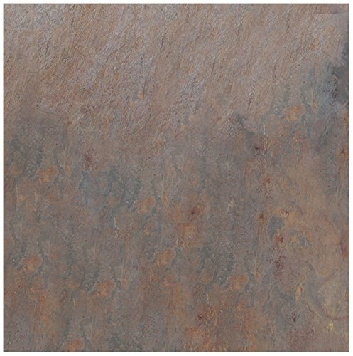(Dal-Tile TS70441P Slate Tile Indian Multicolor Tumbled x 13 1/8