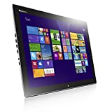 Lenovo Horizon 2 27-Inch All-in-One Touchscreen Desktop (F0AQ001YU) Silver