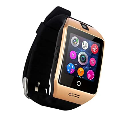 Amazon.com: Smart watch LYQ Bluetooth Touch Screen Mens and ...