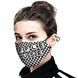 COOLGOOD Waffle-House-Logo- Face Balaclava Anti