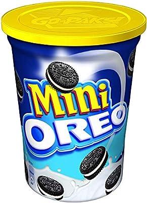 Oreo minis 115 grams 8 Pack: Amazon.es: Alimentación y bebidas