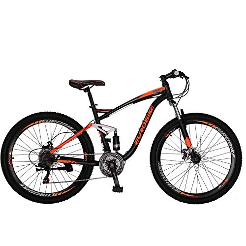OBK E7 Mountain Bike 21 Speed Bicycle 27.5