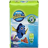 Huggies Little Swimmers Disposable Swim Diapers, Small...