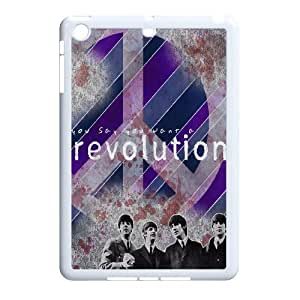 D-PAFD Design Case The Beatles Customized Hard Plastic Case for iPad Mini