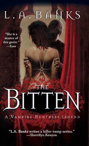 book cover of The Bitten