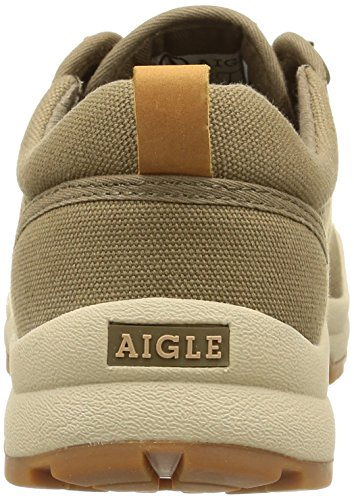 Aigle Women's Tl W CVS Low Rise Hiking Boots Green (Kaki) RVzfh3gQhv