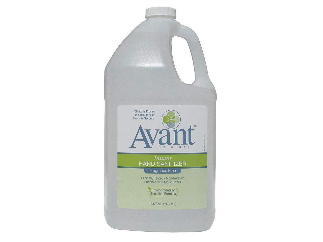 Amazon Com Avant Instant Hand Sanitizer Gel 1 Gallon Industrial
