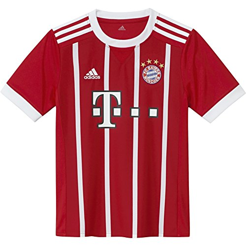 adidas FC Bayern Munich Home Youth Jersey [FCBTRU] (XL) ()