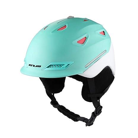 Casco de esquí GUB, casco de nieve, equipo de seguridad de los deportes de