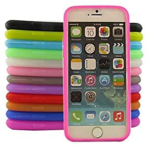 Jelly Silicone Case for iPhone 6 (Assorted Color)