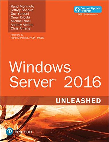 Update Server - Windows Server 2016 Unleashed (includes Content Update Program)