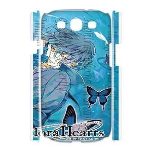 Cartoon Pandora Hearts for Samsung Galaxy S3 I9300 Phone Case 8SS458167