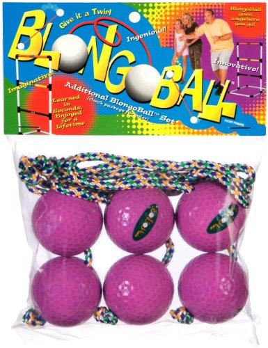 Blongo Family Fun BB-PU BlongoBall Accessory Pack (Purple)