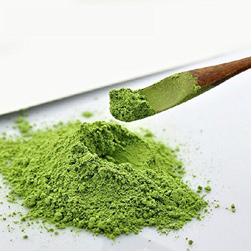 Matcha Green Tea Powder Fine Smoothies Lattes Baking Recipes Fresh Health Drink (100g(3.5oz))