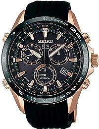 Seiko Astron Novak Djokovic SSE022J1 GPS solar watch With GPS