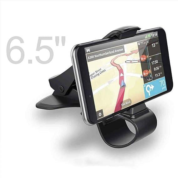 a9d790d7f3c6e8 Car Phone Mount, Car Dashboard Phone Holder HUD Design Non-Slip Car Phone  Mount