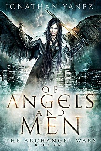 Angels Men Paranormal Fantasy Archangel ebook