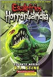 Escalofríos Horrorlandia #2: Espanto Marino: spanish