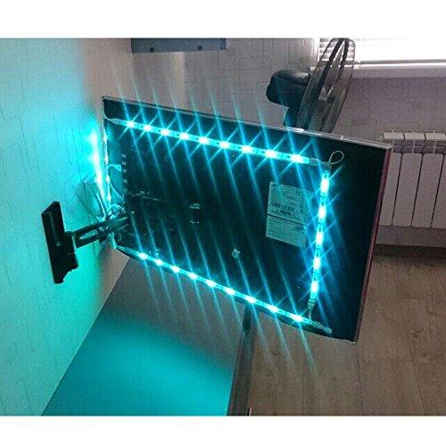 Led Home Theater Tv Back Light Bias Accent Lighting Kit: Price Tracking For: BASON USB LED TV Backlight Kit For 48