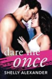 img - for Dare Me Once (Angel Fire Falls) book / textbook / text book