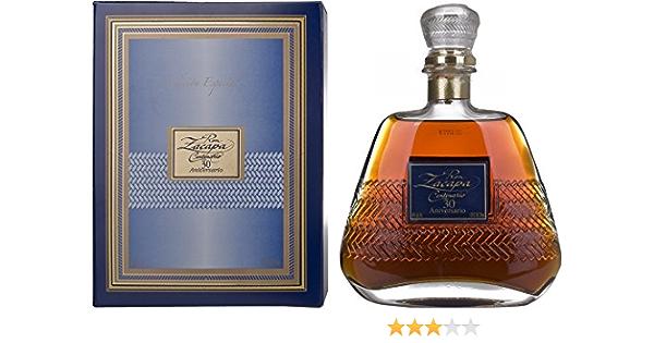 Rum Zacapa Centenário 30º Aniversário w/2 Glasses Riedel