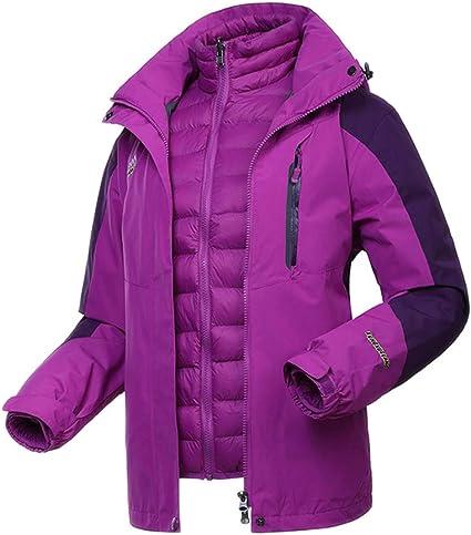 Amazon.com: YMXYMM Men Waterproof Jacket Winter Mens ...