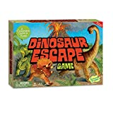 Peaceable Kingdom Dinosaur Escape Award Winning Cooperative Game of Logic and Luck for Kids