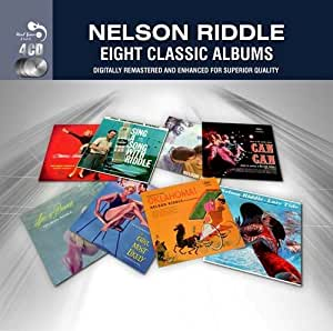 8 Classic Albums - Nelson Riddle