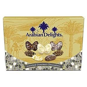 Arbian Delights Assorted Gourmet Chocodates - 200 gm