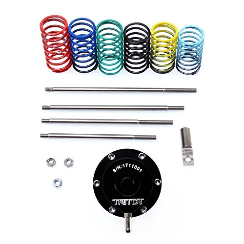 TRITDT Turbo Universal Adjustable Wastegate Actuator with 6 spring 4 ()