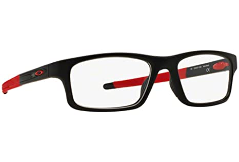 18a7636f7c0 Oakley Brille CROSSLINK PITCH (OX8037 803715 52)  Amazon.co.uk  Clothing