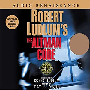 Robert Ludlum's The Altman Code Audiobook