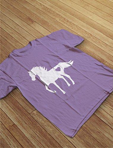 Tstars Gift for Horse Lover Love Horses Toddler Kids T-Shirt 3T Blue by Tstars (Image #5)