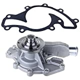 ECCPP Engine Water Pump with Gasket, fits 1993 1994 1995-2002 Land Rover Range Rover 3.9L 4.0L 4.6L V8