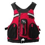 Kokatat Outfit Tour PFD Kayak Lifejacket-Red-S