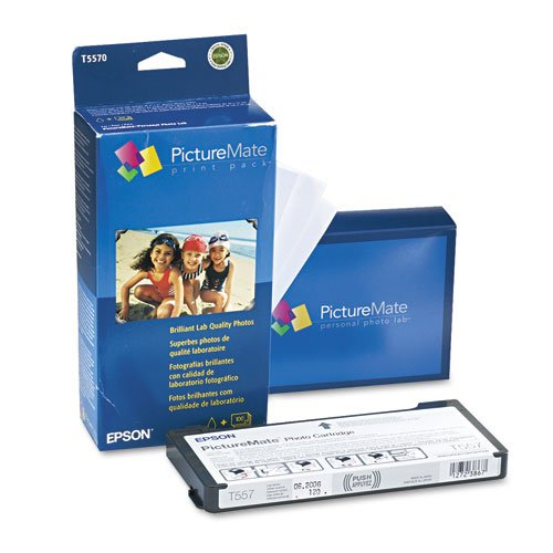 Epson PICTUREMATE PRINT PACK, ONE INK
