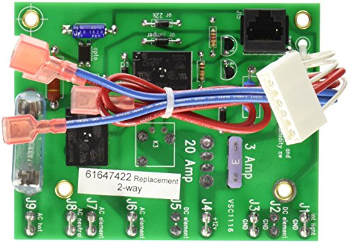 Dinosaur Electronics 61647422 Replacement Board for Norcold Refrigerator