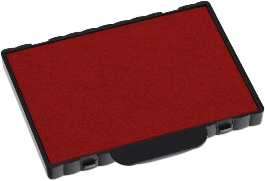 Trodat 6//58 Stempelkissen Austauschkissen Ersatzkissen Farbe VIOLETT f/ür Trodat Professional 5208 5480