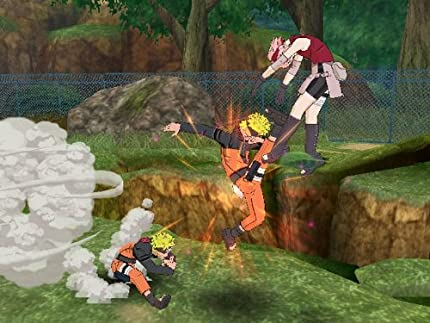 Amazon.com: Naruto Shippuden: Clash of Ninja Revolution III ...