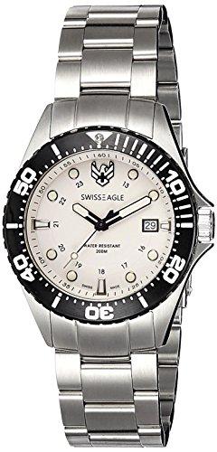 Swiss Eagle Dive Broadside Men's Watch SE-9012-22