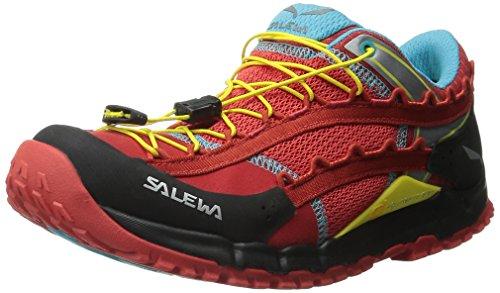 Salewa Verde Silvretta Firebrick Ascent 1623 Speed Turnschuhe Damen WS Rojo UTUfr