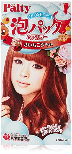 PALTY Awapack Hair Color, Raspberry Jam