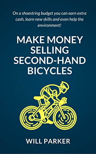 Amazon com: Make money selling second-hand bicycles eBook: Will