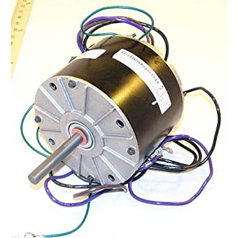 S1 02425119700 york oem condenser fan motor 1 4 hp 230 for Condenser fan motor replacement cost