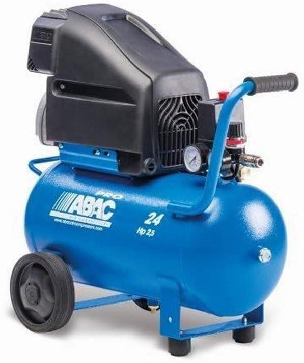 ABAC 1129100048 - Compresor de piston coaxial lubricado serie pro ...