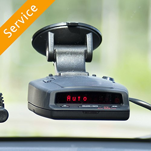Radar Detector Setup - In Home